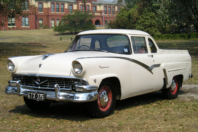 The existence of the Mainline in the 1950s baffled American Ford executives but was perfectly logical in Australia