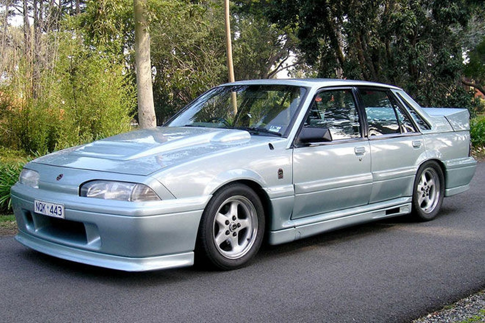 The plastic pig: HSV VL Commodore SS Group A SV Walkinshaw