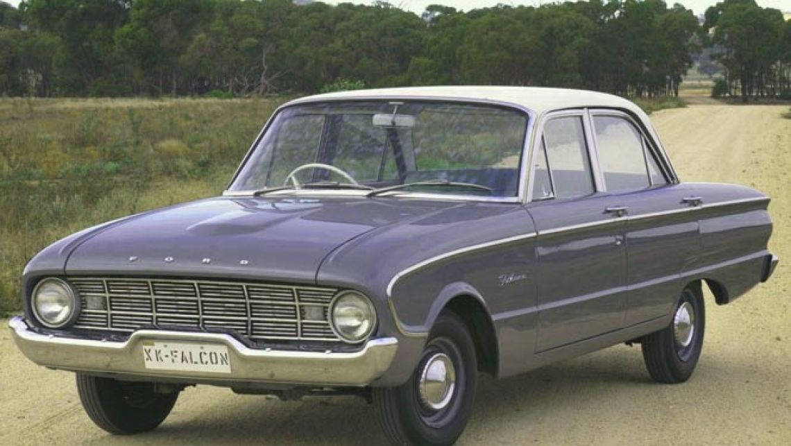 The Ford Falcon was the first serious contender to the dominant Holden