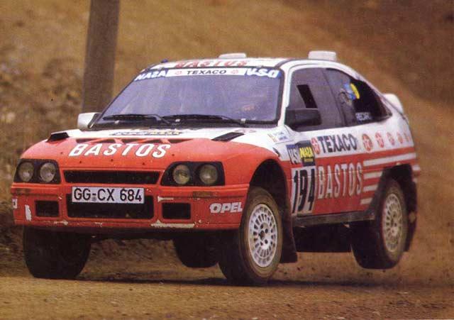 The Dakar version.