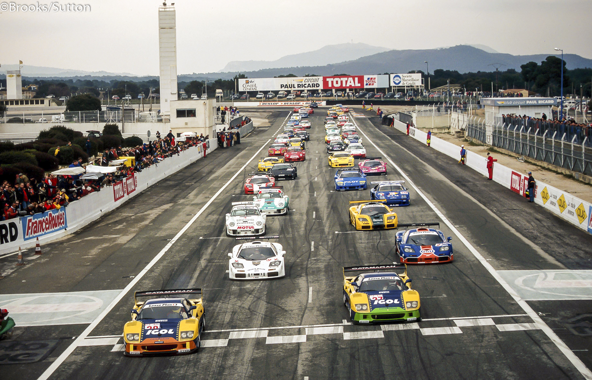 The BPR Global GT Series took the WSC's place as the most popular endurance series.