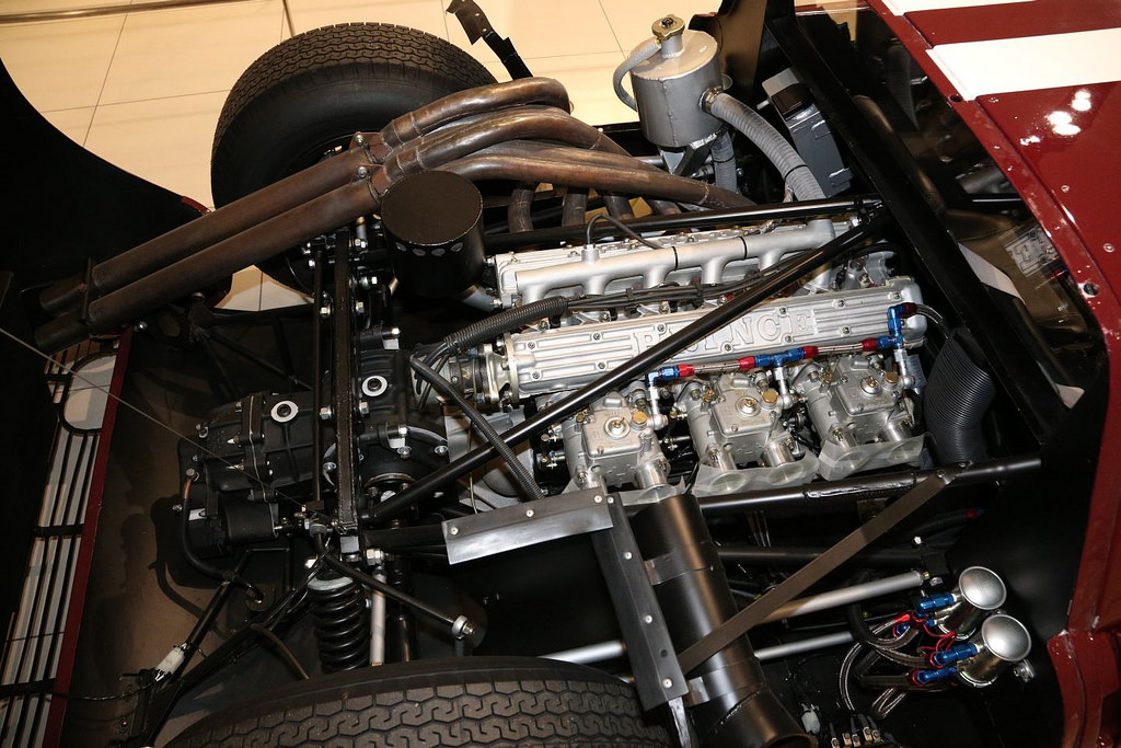 The Prince GR-8 as fitted to the R380 chassis.