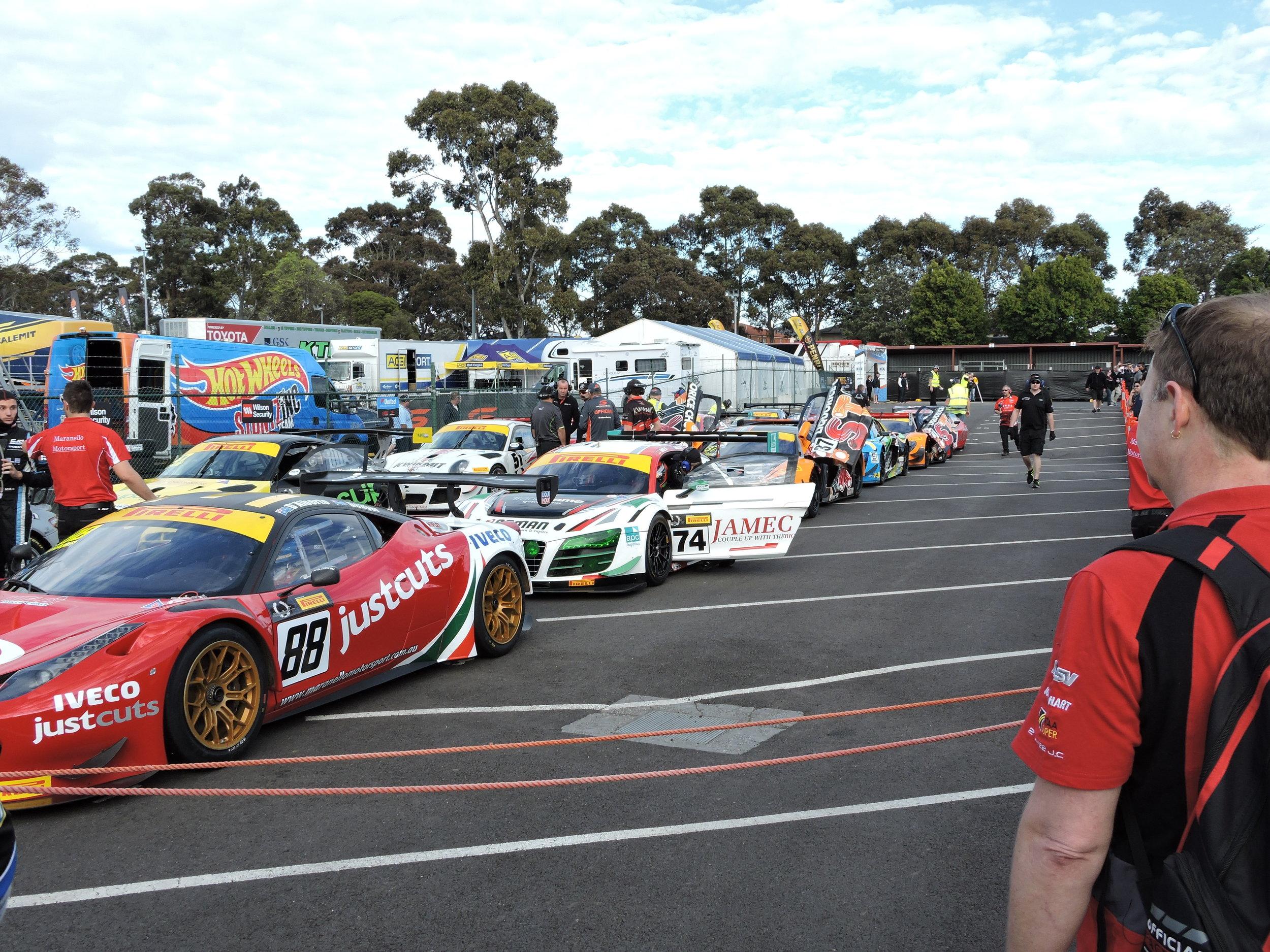 A standalone Australian GT Endurance Championship round at Sandown would prove popular
