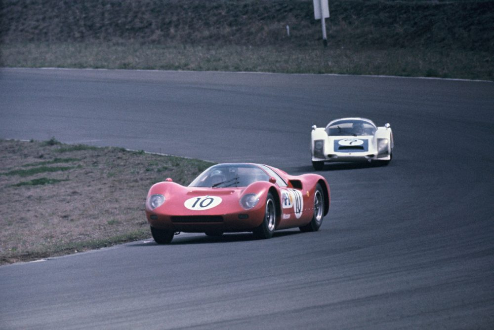 The Nissan-branded R380-II failed to make an impression in 1967.