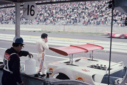 Yoshikazu Sunako, Fuji Speedway 1968.