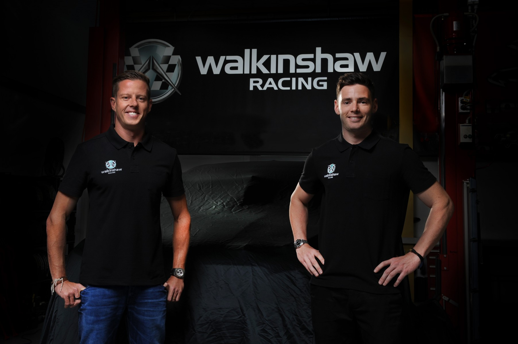 James Courtney and Scott Pye will drive for Walkinshaw in 2017
