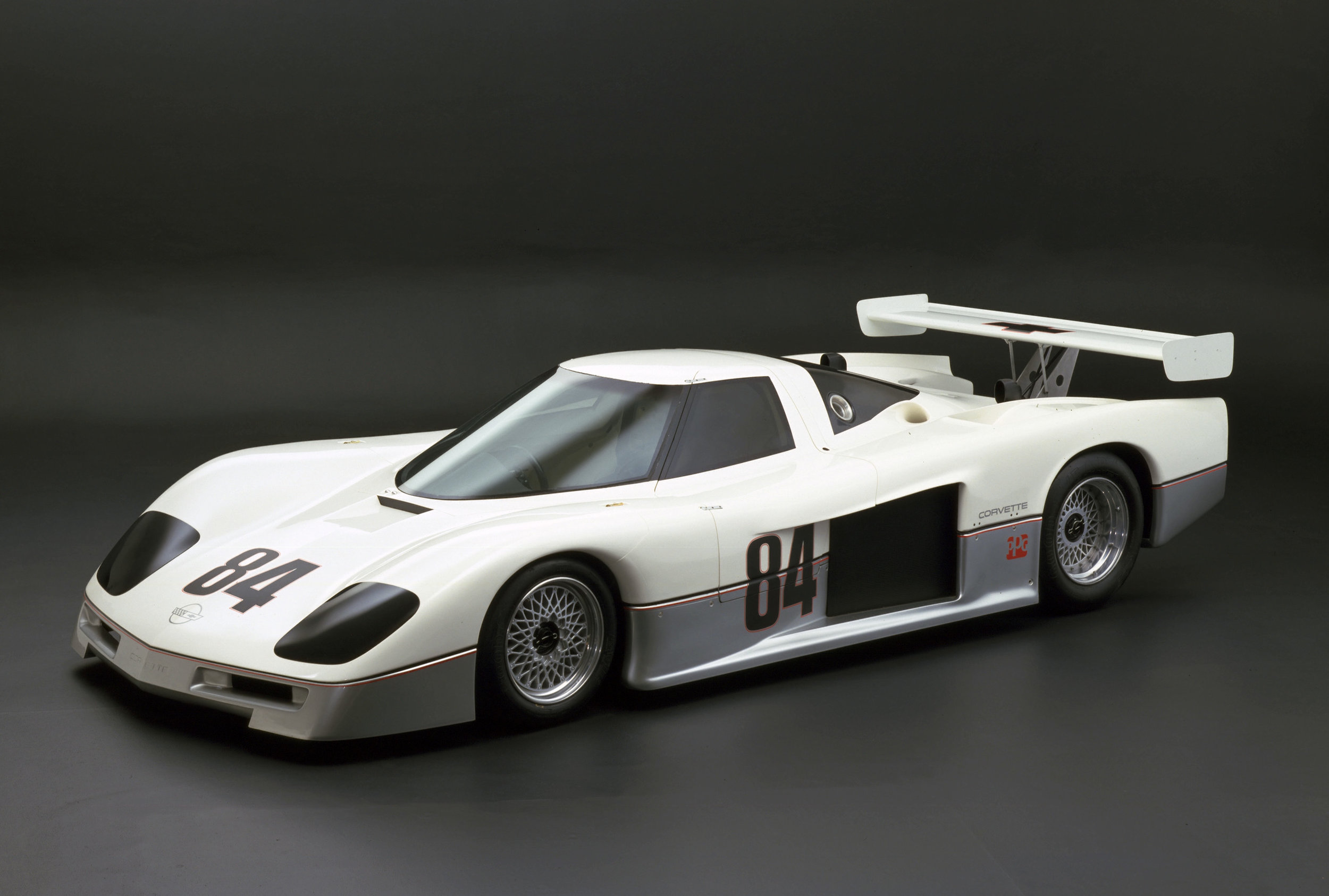 The Corvette GTP included styling cues from the road going models to elevate the brand.