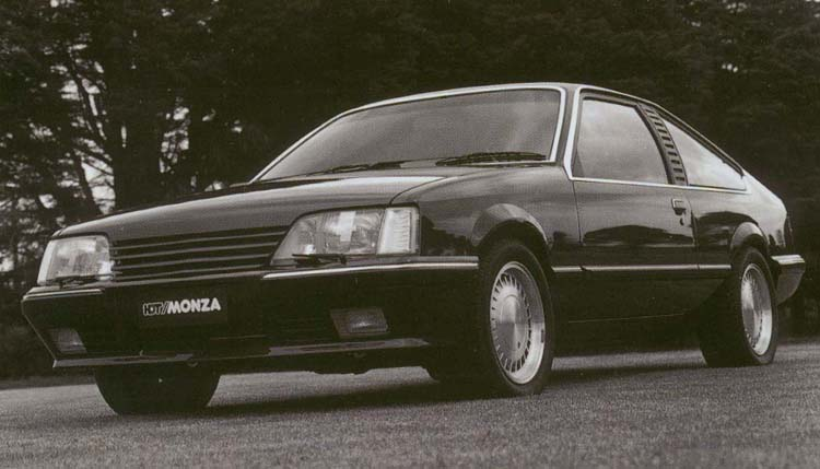 The only styling change was the grille. The original Opel grille was later refitted
