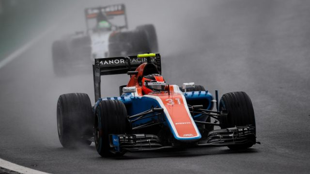 Ocon's efforts at Brazil wasn't enough to save Manor.