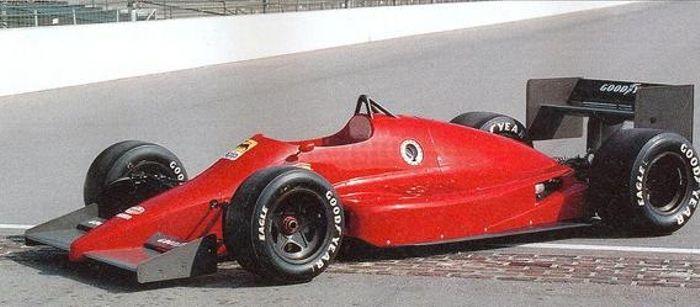 The 637 on the iconic Brickyard start/finish line, Indianapolis Motor Speedway