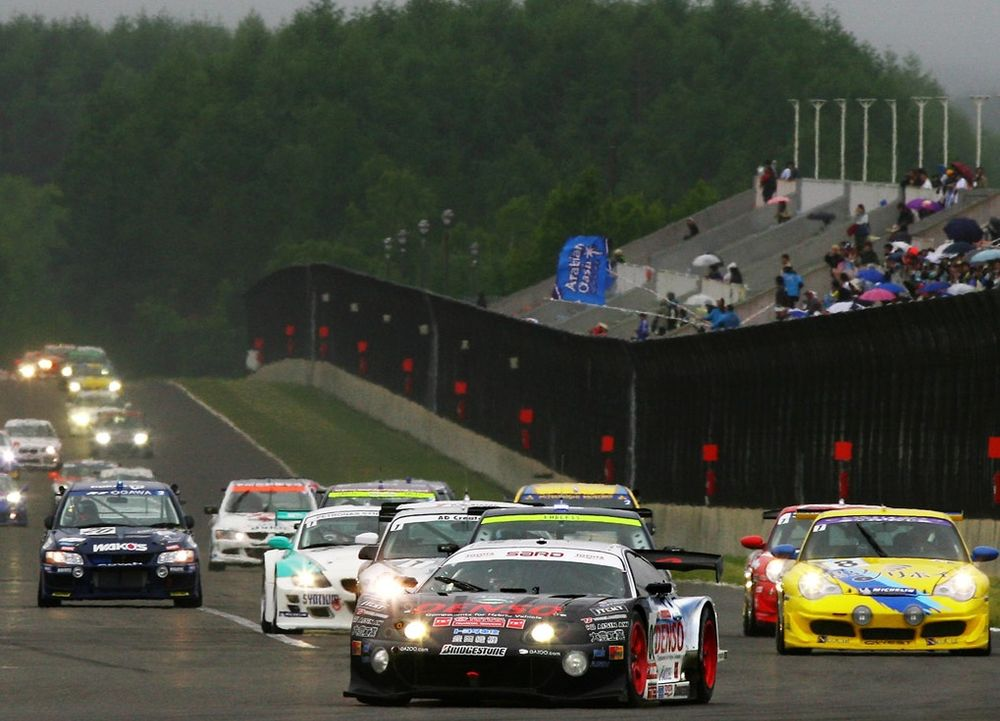 The HV-R completely outclassed the Super Taikyu field.