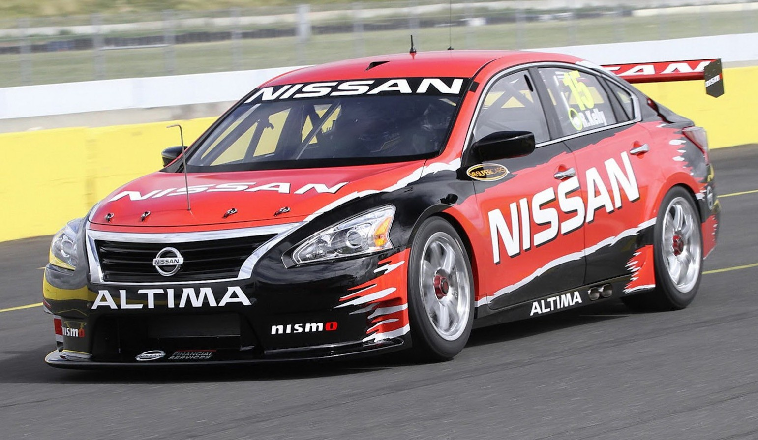 Nissan were the first new manufacturer to enter V8 Supercars