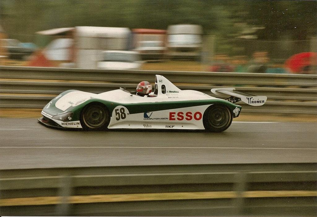 WR LM92, Le Mans 1992.