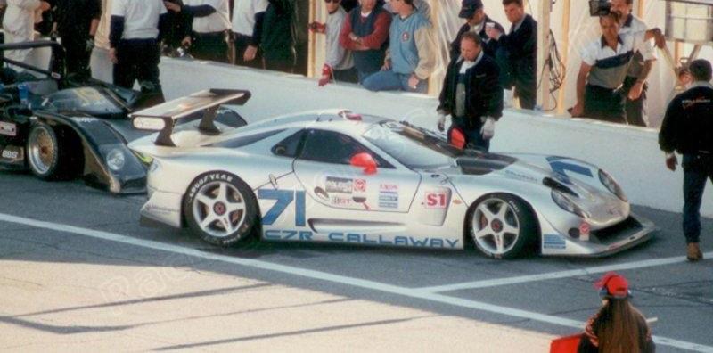 Daytona, 1997.