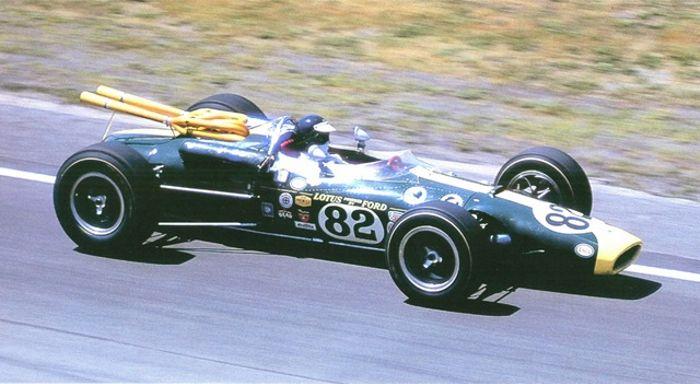 Jim Clark, Indianapolis 1965.