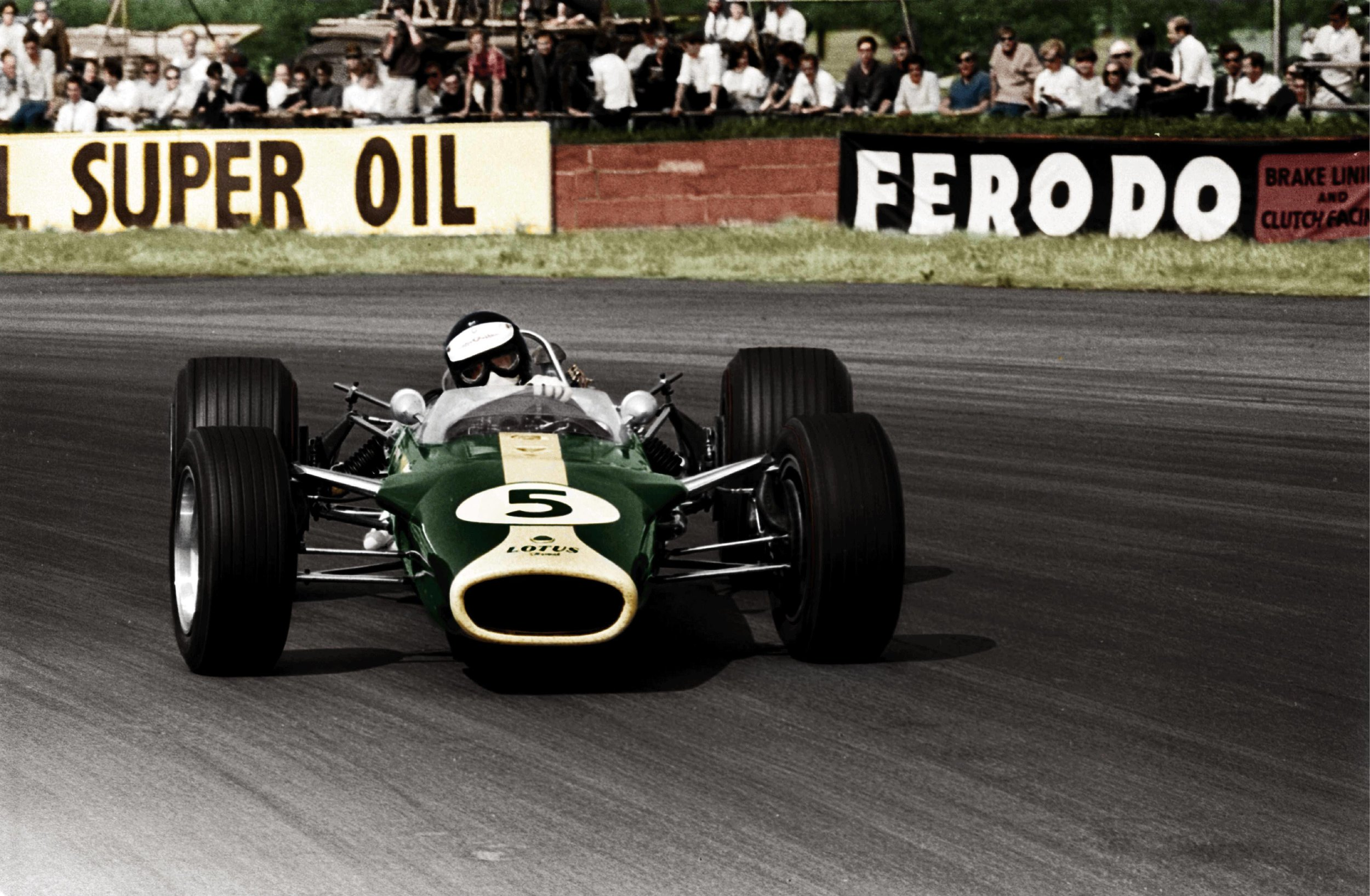 The early 3L cars were hard to handle.