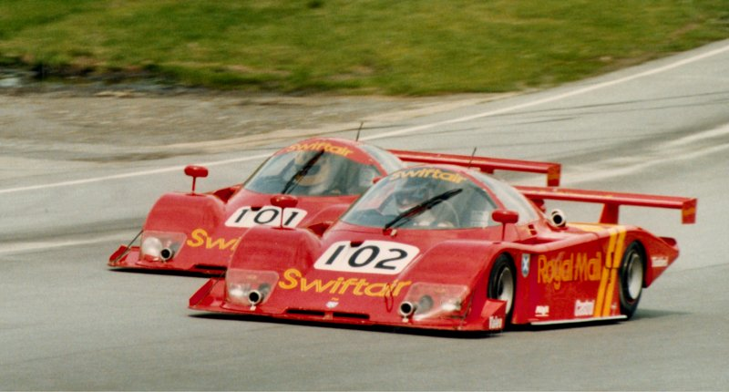 The cheaper Group C2 was banned to force privateers out of the WSC.