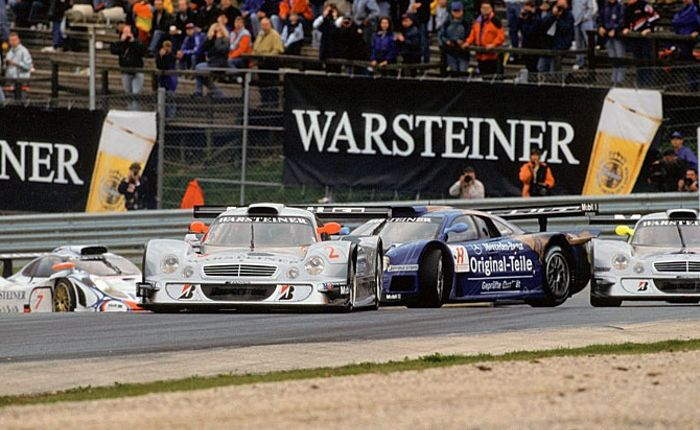 The rampaging madness of GT1 ultimately killed the category.