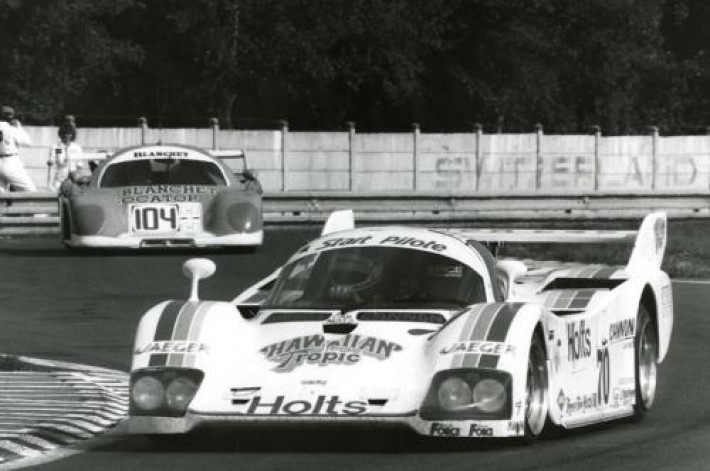 The cheap and cheerful C2 prototypes spelled the end for large scale GT Racing in the 1980's.