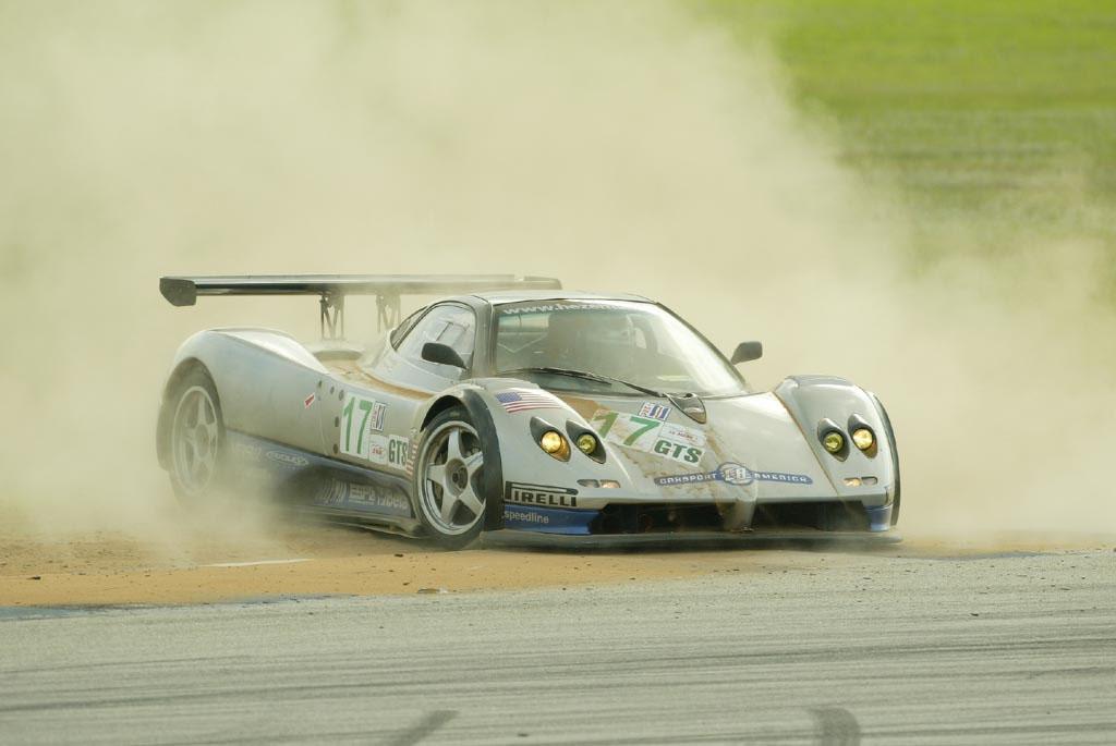 The Zonda had an abysmal debut at Sebring.