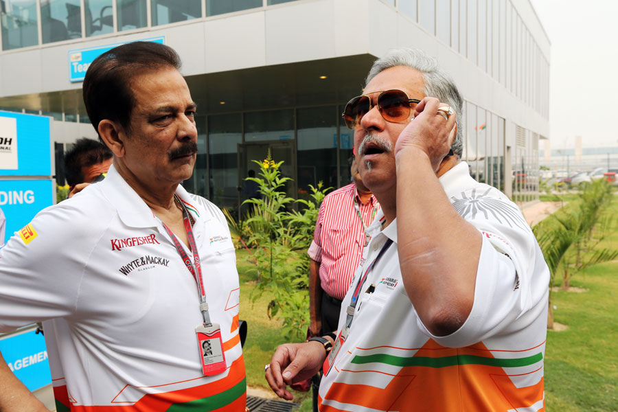 Subrata and Vijay are in deep trouble back in India