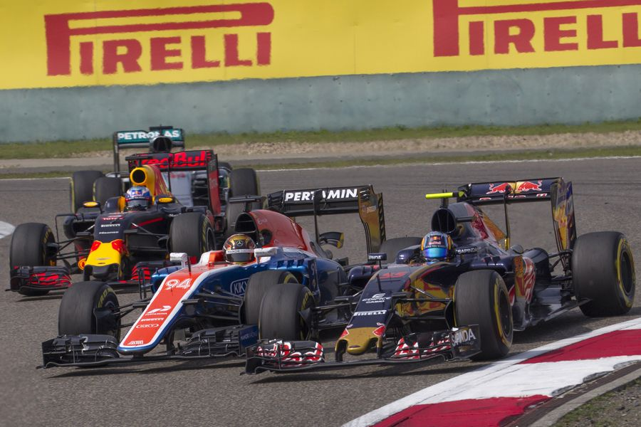 The fight for the other seat at Williams is truly well under way between Wehrlein and Sainz