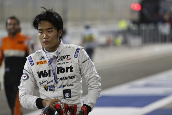 Will Matsuhita flies the Japanese flag back in Formula One or will it be Pascal staying back?