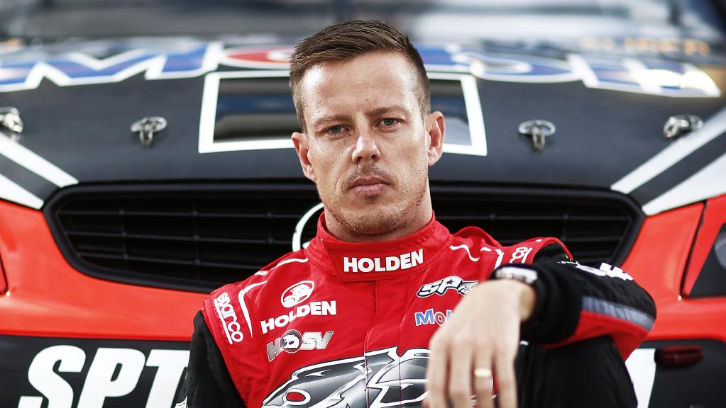 James Courtney isn't happy with Walkinshaw's performance