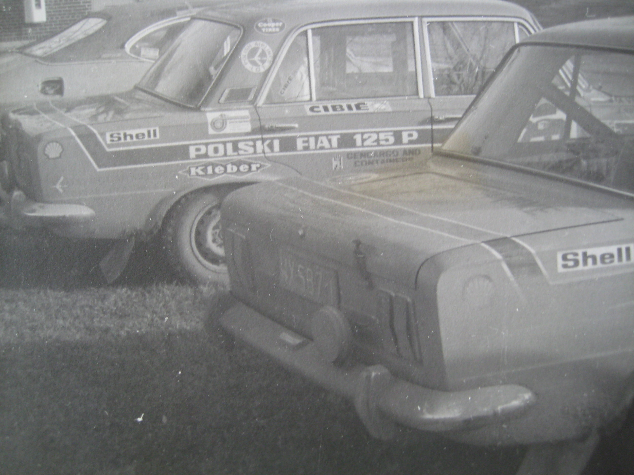 Inexplicably, Polski Fiat was the only real factory entry present.