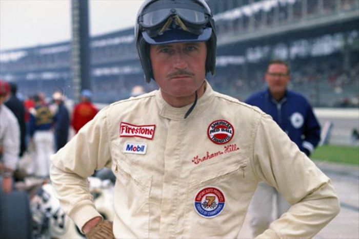 Even Graham Hill himself was taken aback by his apparent victory.