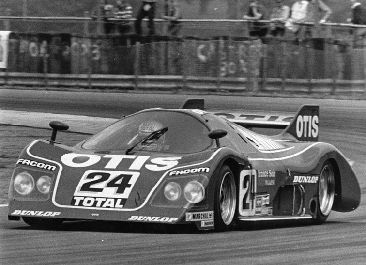 The first iteration of the M482 overpowered only itself, Silverstone 1982.