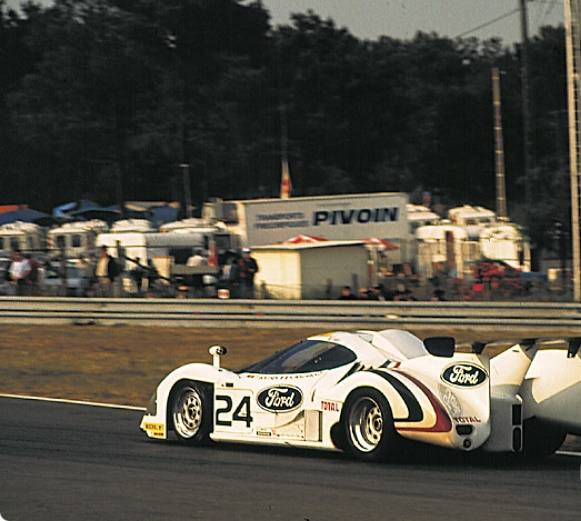 The 1983 race was one to forget for Rondeau.