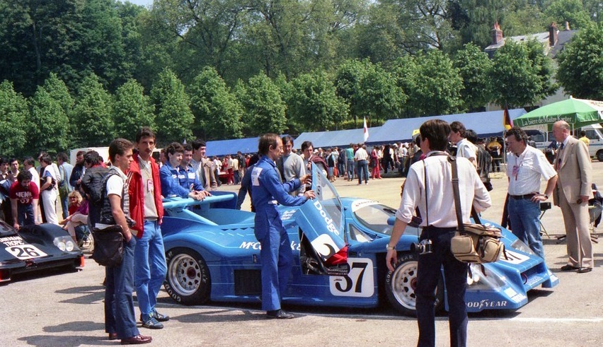 McCormack and Dodge M482, Le Mans 1984.