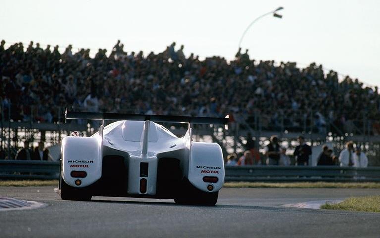 Bussi Racing M482, Le Mans 1985.