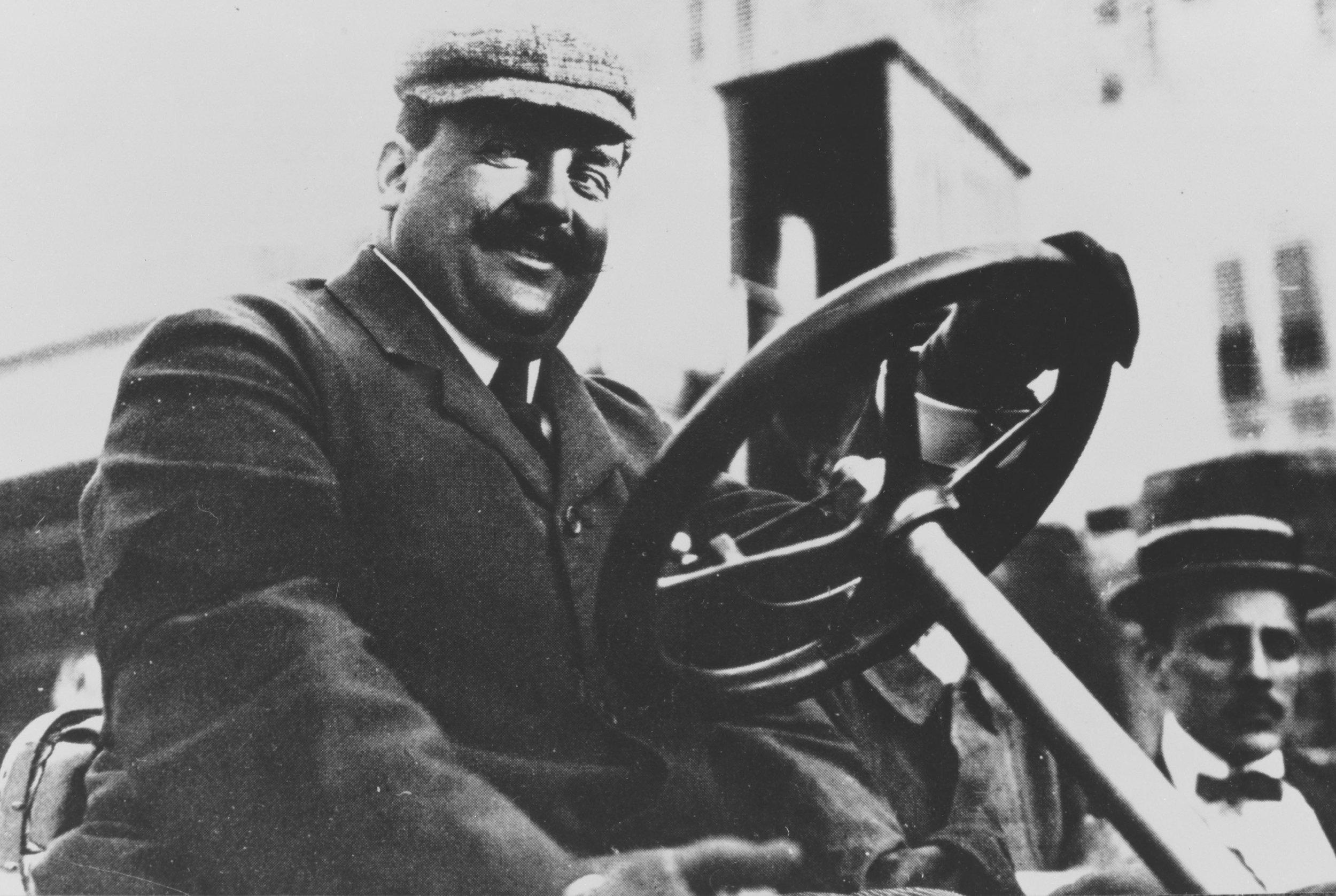 Vincenzo Lancia, 1881-1937.