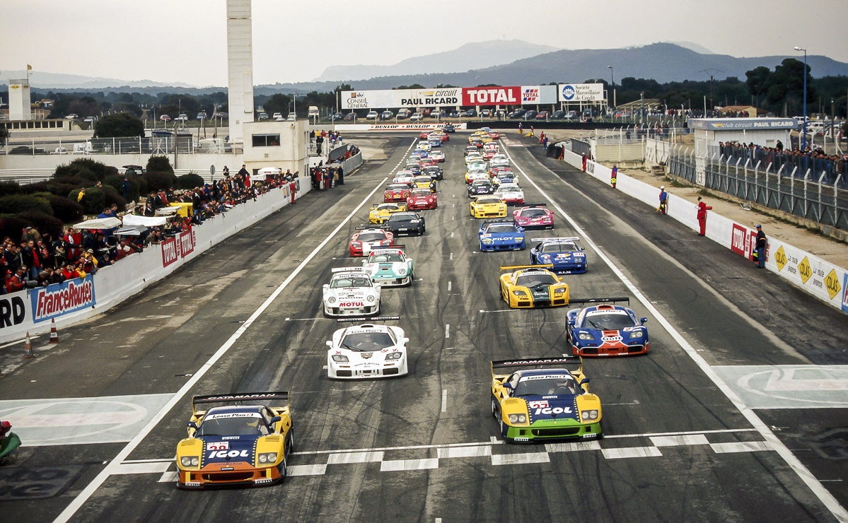 The BPR Global GT Series took the WSC's place as the pinnacle of endurance racing.