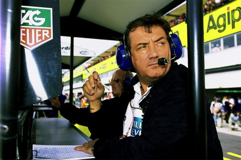 Giancarlo Minardi decided to make the big switch in 1984.