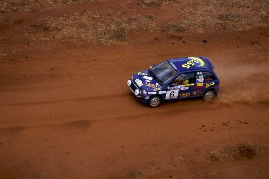 The Safari Rally was notorious for consistently being the hardest on the calendar.