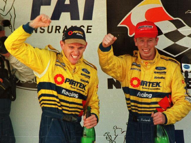 Jason Bright won Bathurst in 1998