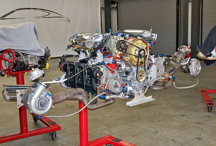 Porsche's Typ 935 engine was threatening to overpower its competitors.