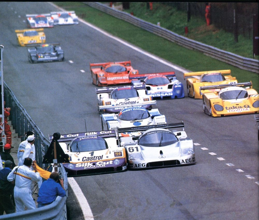 Group C grew out to be one of the most popular series on the planet.
