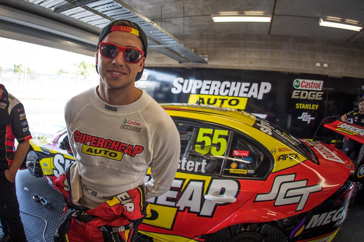 Chaz Mostert will remain at Prodrive