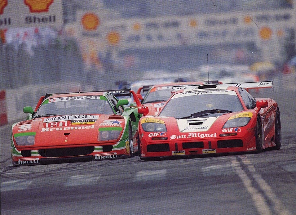 BPR Global GT rose to the top thanks to its exciting lineup of top level supercars.