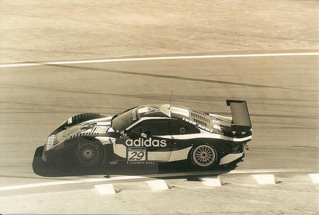 Laguna Seca, 1997.