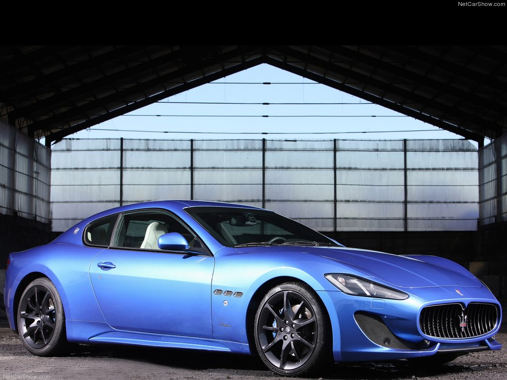 Visually, the Granturismo is near flawless.