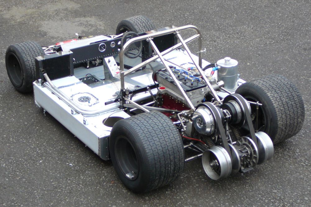 The 4A chassis was a well-engineered piece of kit.