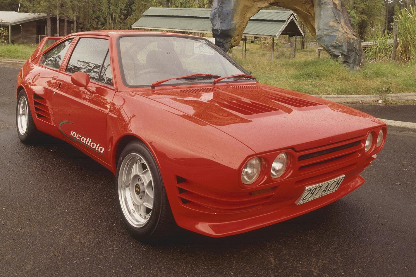 Australia's Own Italian Supercar - 1986 Giocattolo Group B — Carmrades