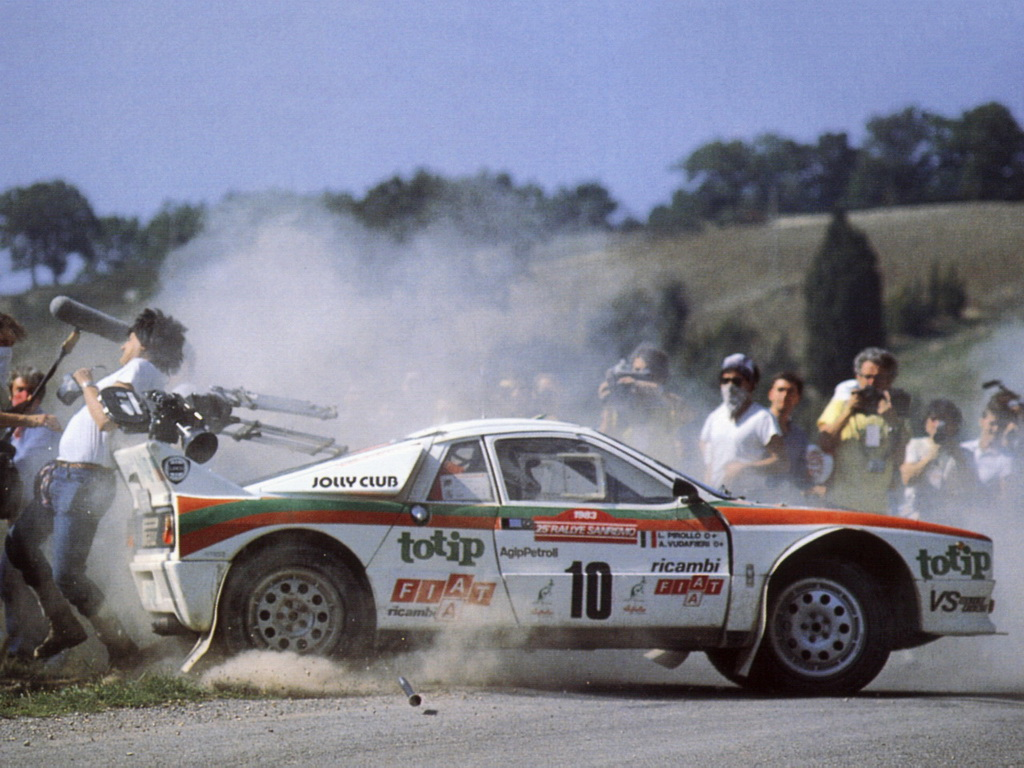 Group B's dangerously high-powered cars spelled the end of the category by 1986.
