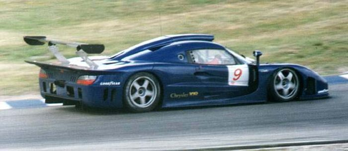 Hockenheim, 1998.