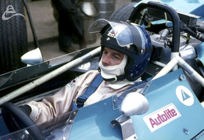 Jean Pierre Beltoise was forced to give MS84 its race debut at Silverstone.